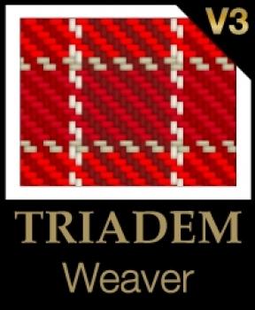 triadem styleplug weaver - Simulation Coloration